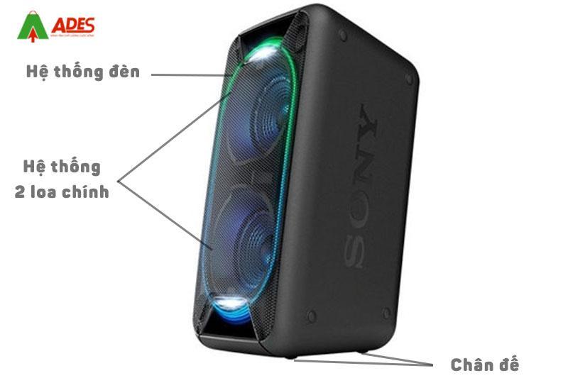 Loa Hifi Sony GTK-XB90/BC SP6
