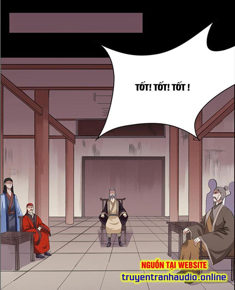 Cổ Chân Nhân chap 91 - Trang 17