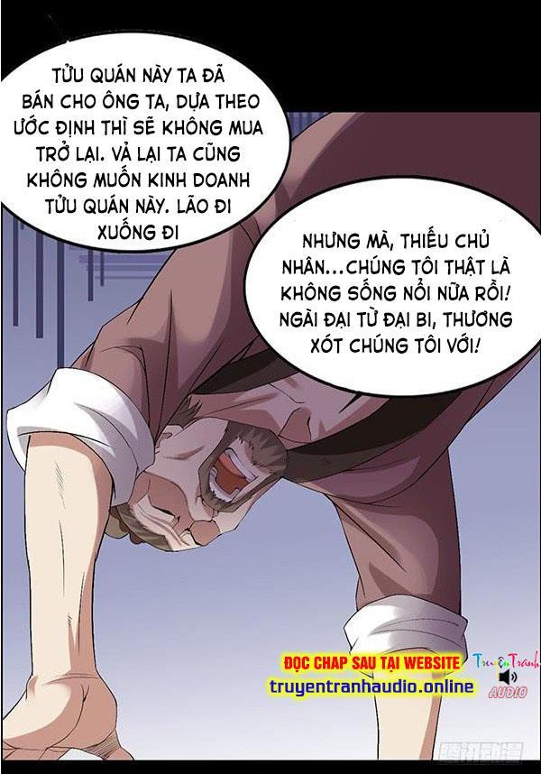 Cổ Chân Nhân chap 89 - Trang 26
