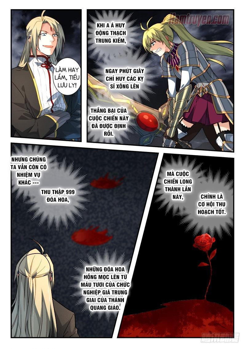Trước Kia Có Tòa Linh Kiếm Sơn chap 503 - Trang 11