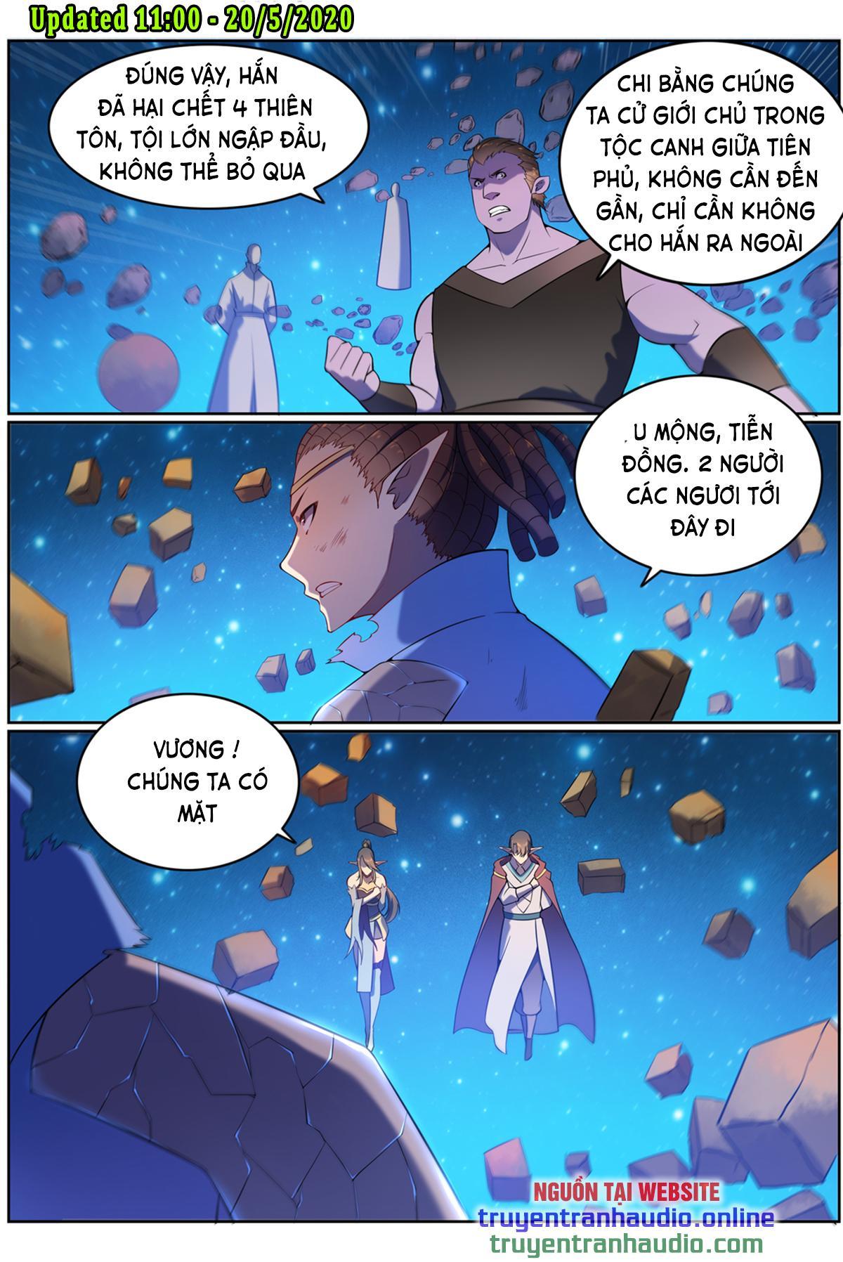 Bách Luyện Thành Thần chap 567 - Trang 12