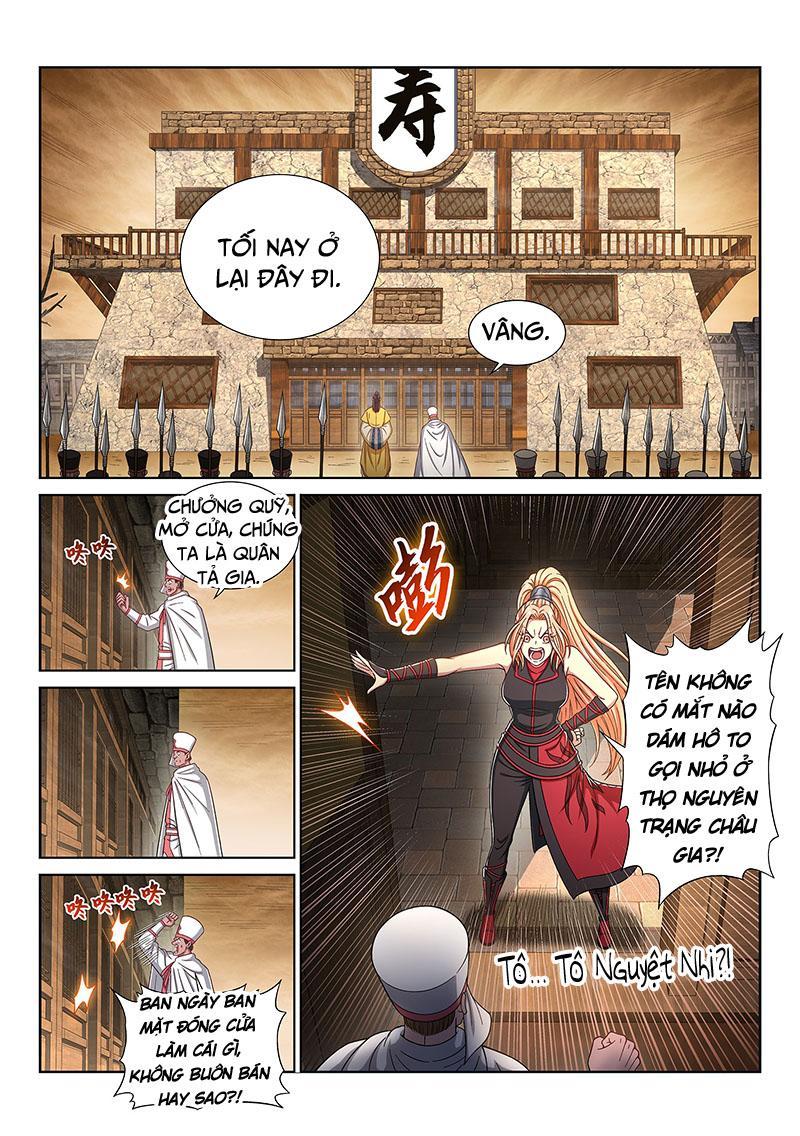 Ta Là Đại Thần Tiên chap 315 - Trang 11