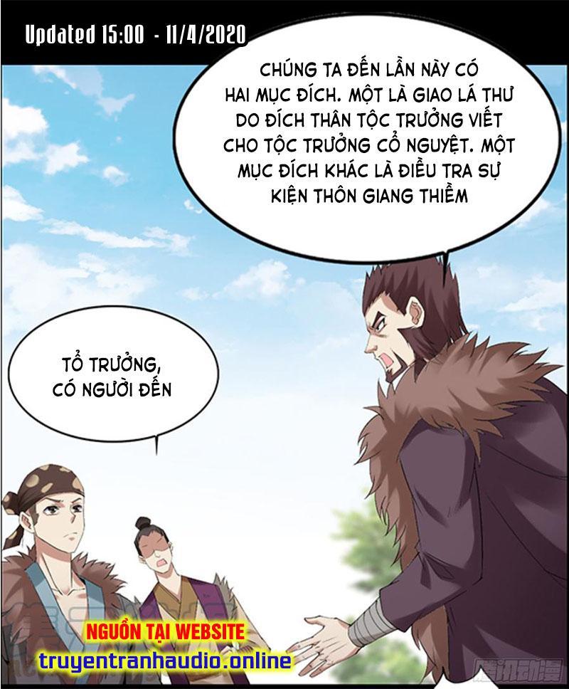 Cổ Chân Nhân chap 91 - Trang 22