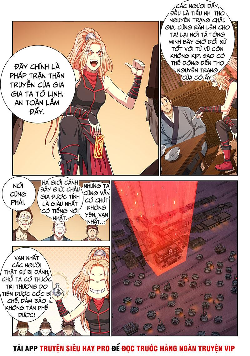 Ta Là Đại Thần Tiên chap 315 - Trang 15