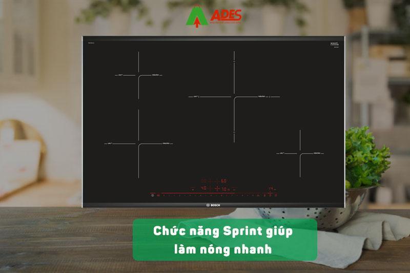 Chuc nang Sprint