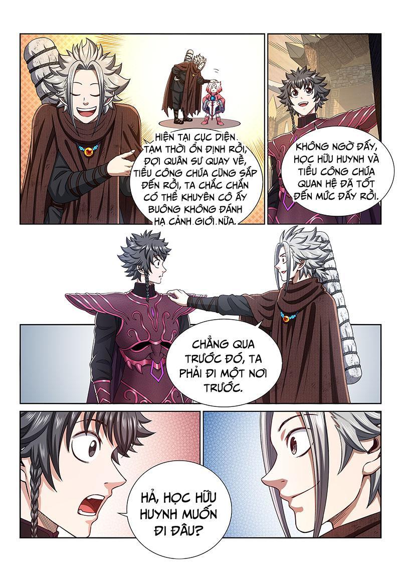 Ta Là Đại Thần Tiên chap 315 - Trang 5