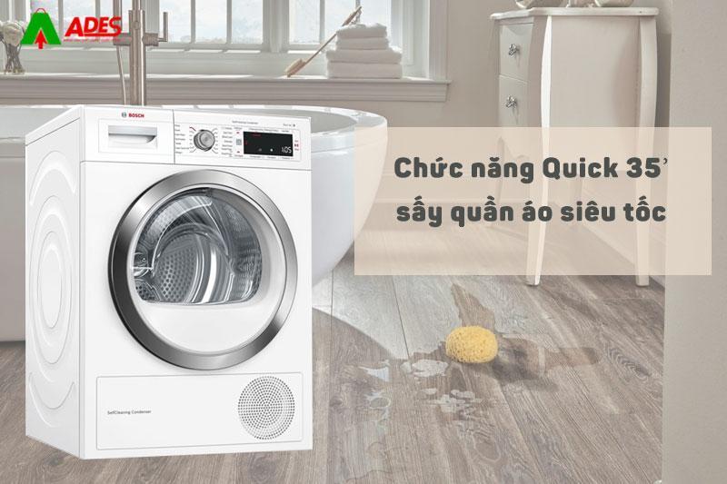 Chuc nang Quick 35′ – Chuong trinh say 35′