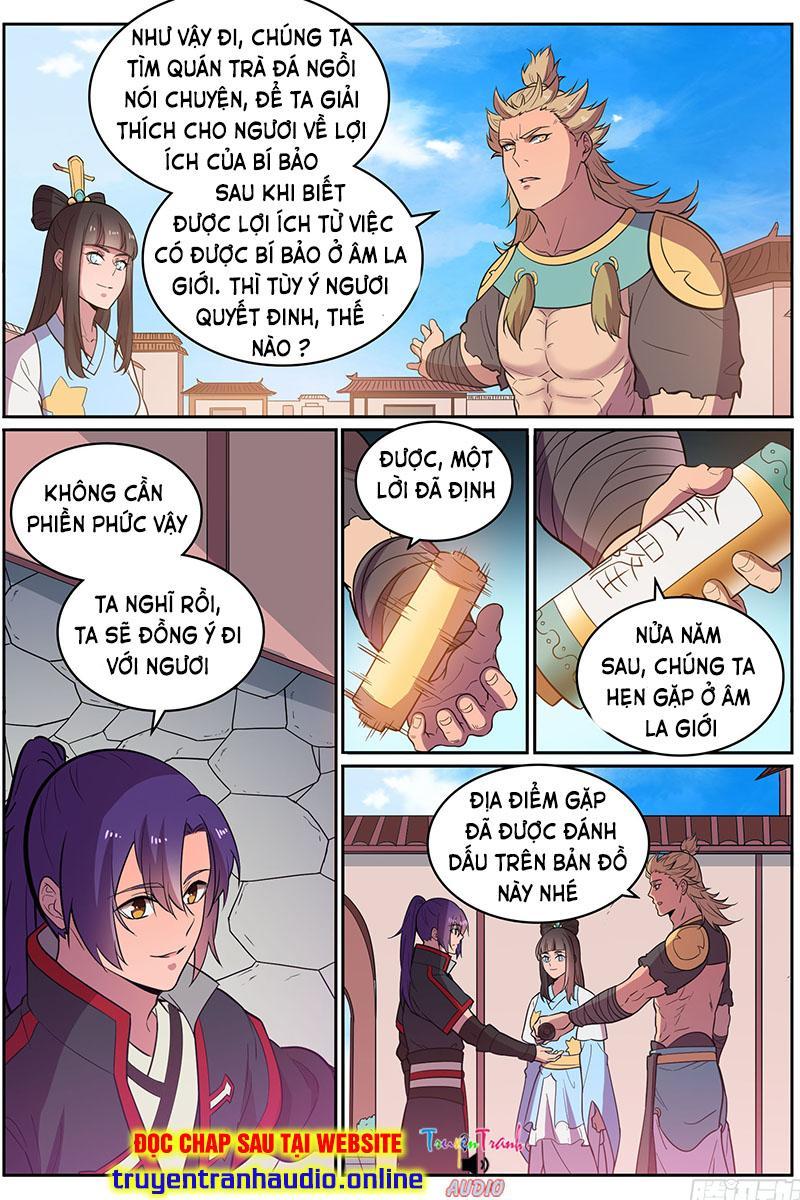 Bách Luyện Thành Thần chap 535 - Trang 6