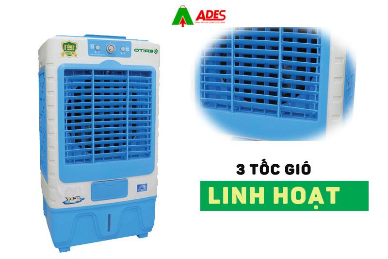 3 Toc do gio linh hoat