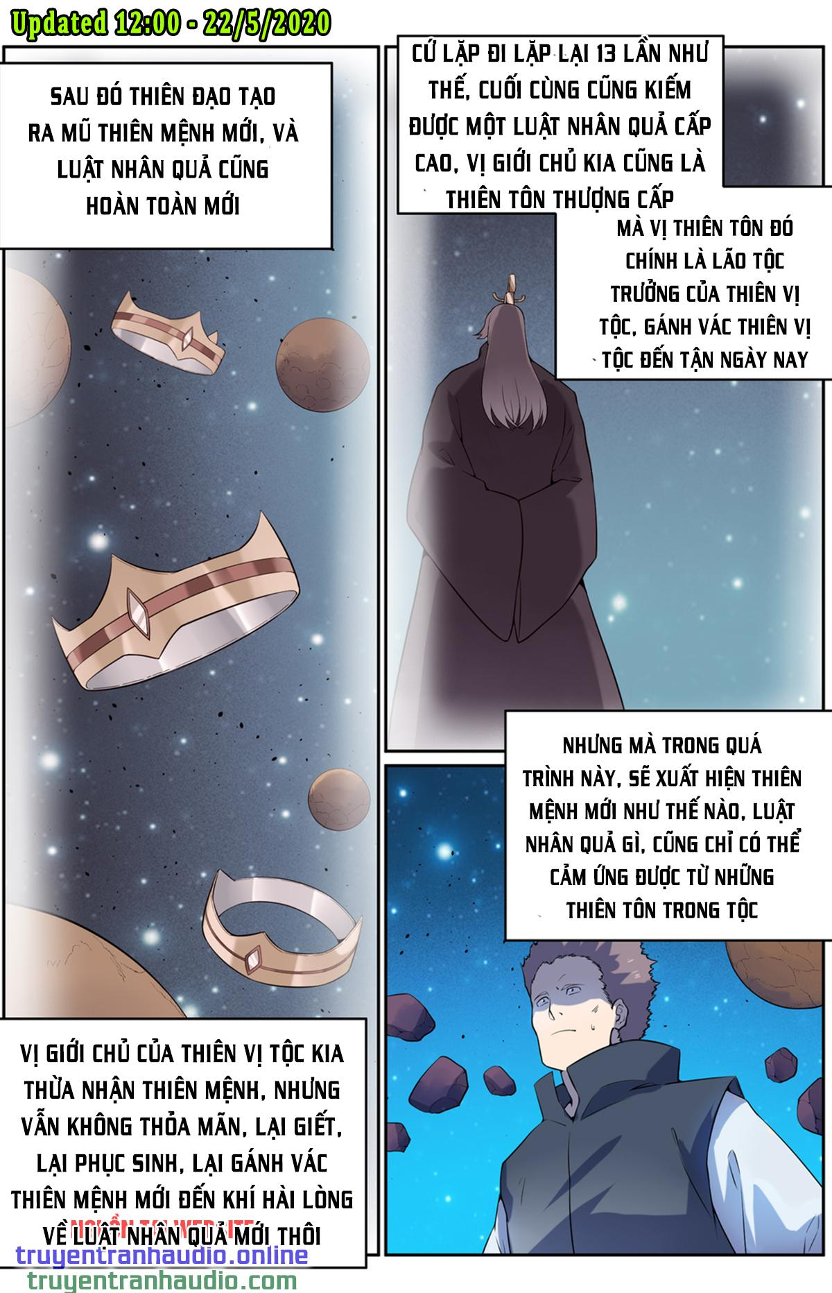 Bách Luyện Thành Thần chap 568 - Trang 6