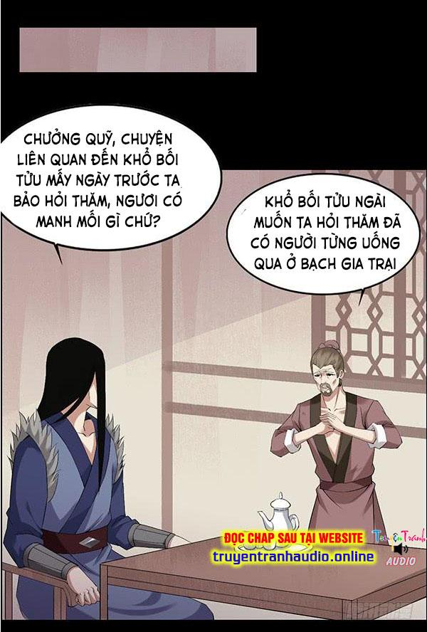 Cổ Chân Nhân chap 89 - Trang 22